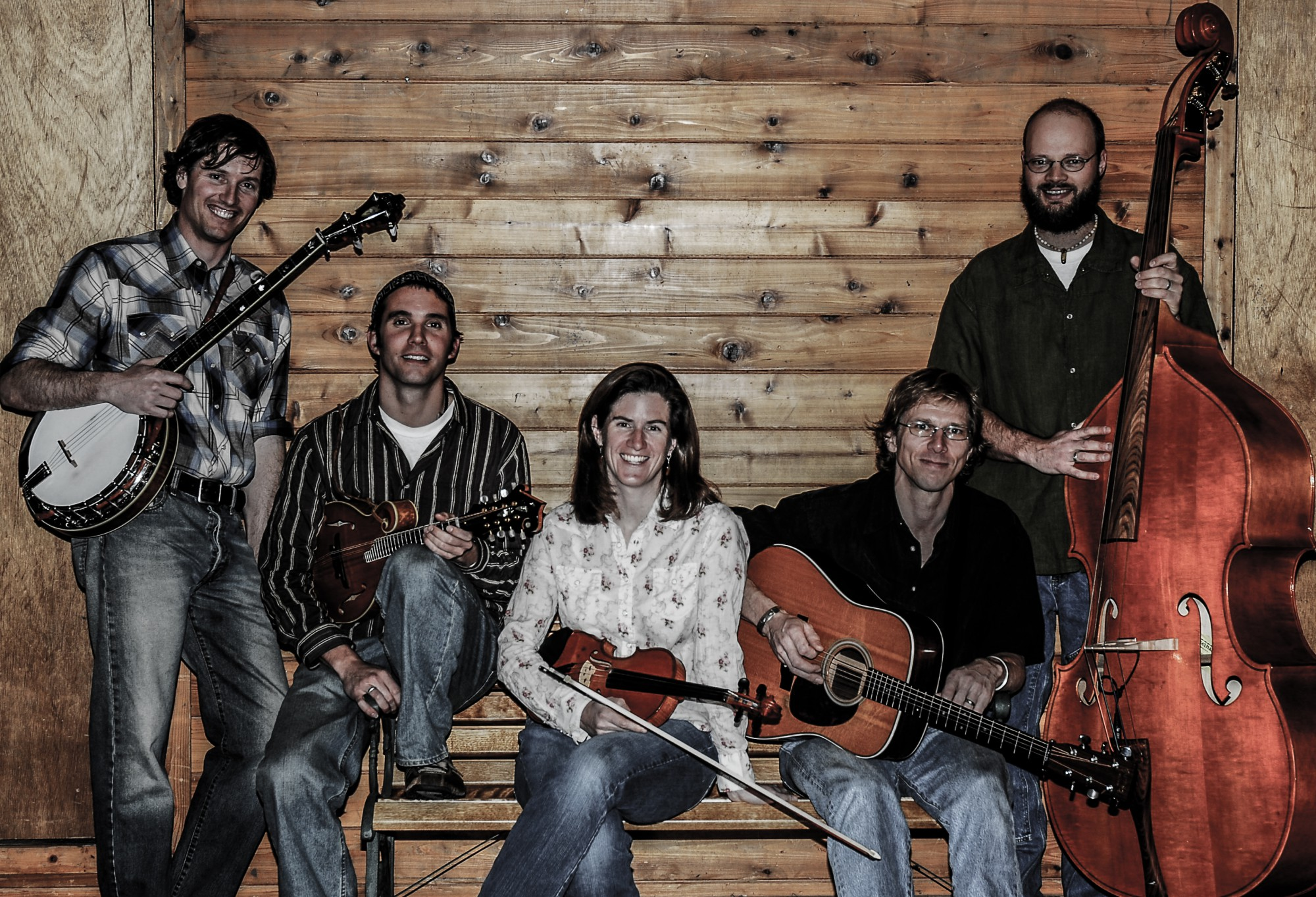 HELL ROARING STRING BAND